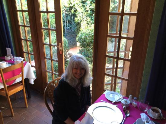 Village Green Guest House : Nice Breakfast Area