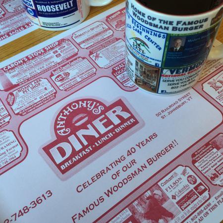 Anthony's Diner Foto