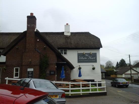The White Hart Inn: A little gem