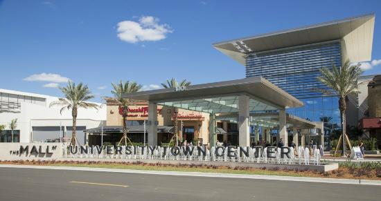 ed572d547d Main Entrance - Picture of The Mall at University Town Center ...