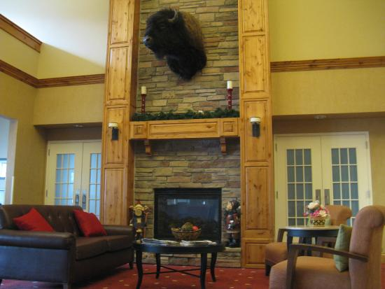 Best Western Plus Canyon Pines: lobby