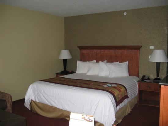 BEST WESTERN PLUS Canyon Pines: bed