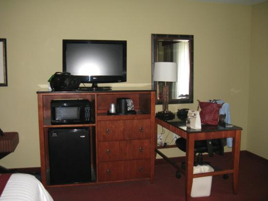 BEST WESTERN PLUS Canyon Pines: room