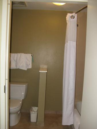 Uintah, UT: split bathroom