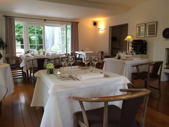 Goede Open haard - Picture of Restaurant De Loteling, Maaseik - Tripadvisor MP-34