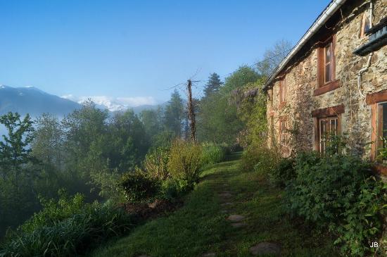 La Trabesse en Pyrenees
