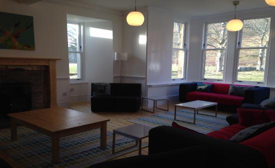 Hartfield House Applecross: Hartfield House lounge