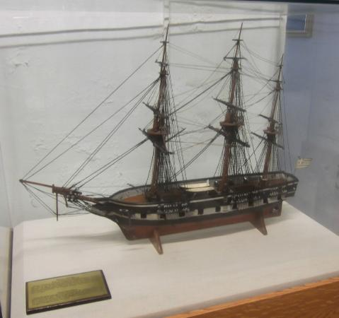 Early 19th Century ship? - Picture of Maritime Museum of ...