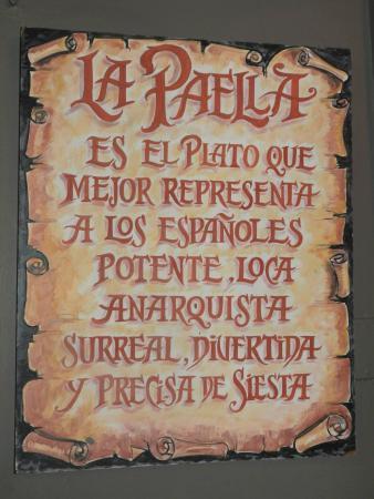 La Robla: Platos