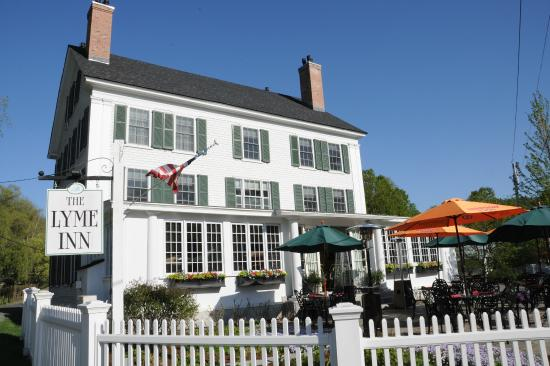 The Lyme Inn: Perfect place to bring friends and family