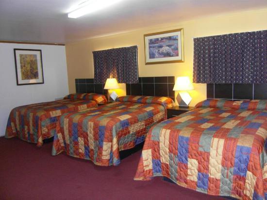 Flamingo Inn: 3 bed room
