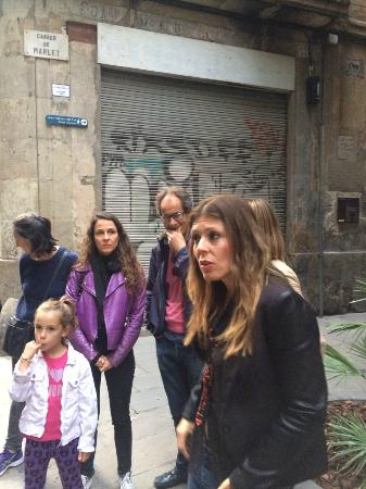 Dreaming Barcelona By Lidia Santiago: Barcelona Jewish District Walking Tour