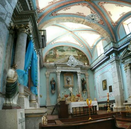 Iglesia de San Sebastián