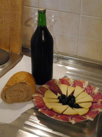 Apartmani Trogir: Complimentary evening meal