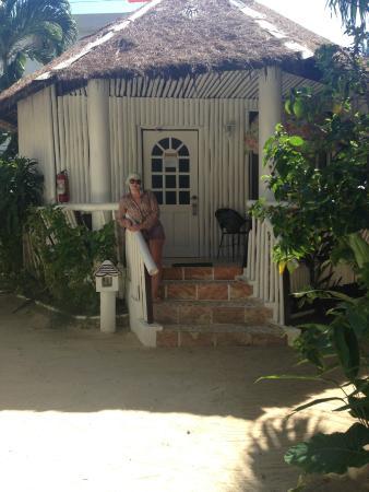 La Reserve Beach Hotel: хижина