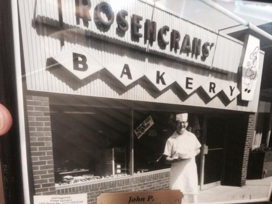 Montoursville, PA: Original photo of Mr Rosencrans
