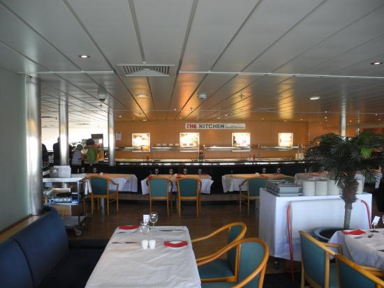 Hull To Bruges Ferry >> Zeebrugge-Hull 2 - Picture of P&O Ferries - Day Trips, Dover - TripAdvisor