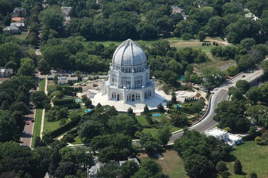 Wilmette, IL: Bahá'í House of Worship