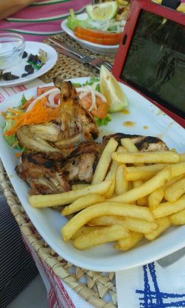 Netto's: BBQ Chicken Piri