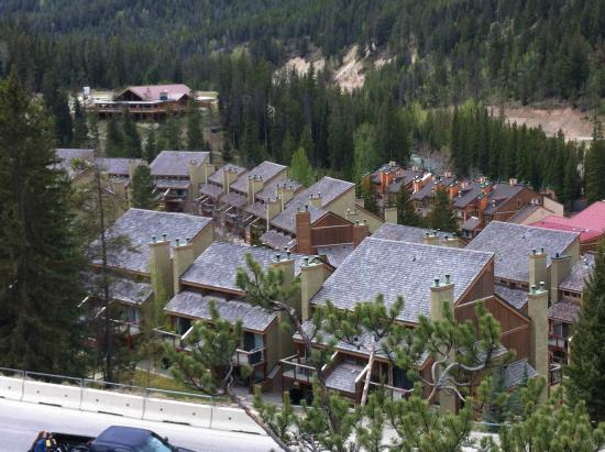 Panorama Vacation Retreat at Horsethief Lodge: Time Share complex; Horsethief Area