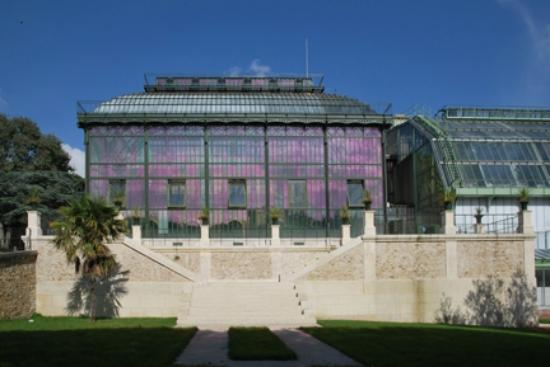 One of the greenhouses picture of jardin des plantes for 57 rue cuvier jardin des plantes