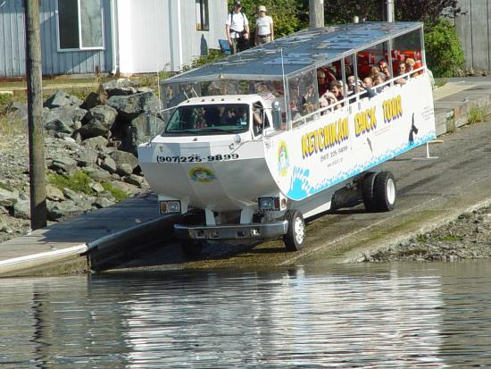 Ketchikan Duck Tour