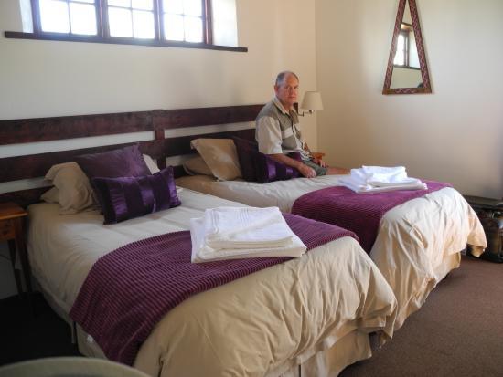 De Wagenhuis Guest House: A guest bedroom.