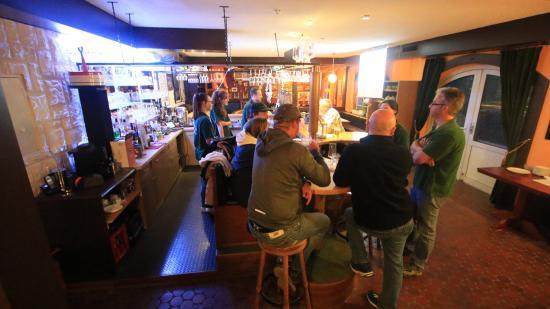 The Ringhaus : Bar area