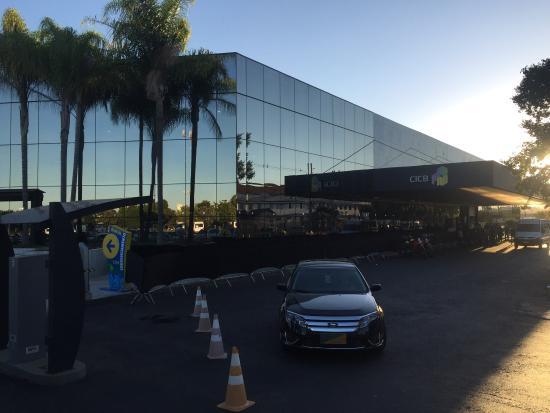 Centro Internacional de Convenções do Brasil