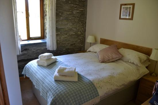 Troedyrhiw Holiday Cottages: Ground floor bedroom
