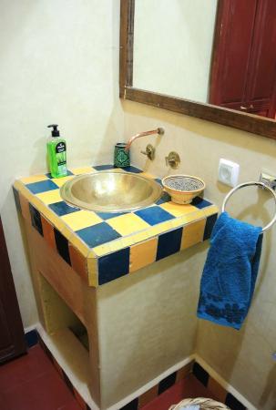 Dar Rita: Casa de Banho
