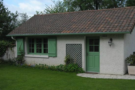 L'Oree de Giverny: One of the cottages on the grounds - can sleep 4
