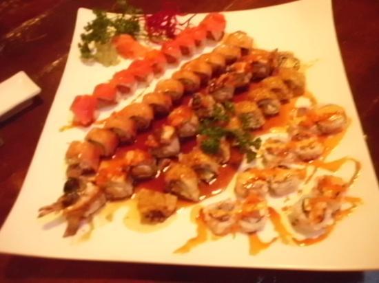Umi Japanese Restaurant, Springfield - TripAdvisor