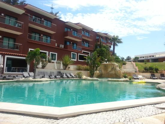 Best Albufeira Hotels - Shows Hotel Topazio Mar Beach