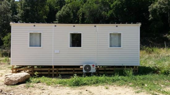 Camping Sagone: Mobile home photos 2