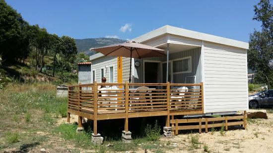 Camping Sagone: Mobile home photos 1