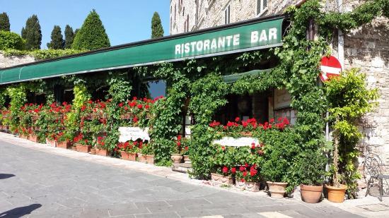 Beautiful Ristorante La Terrazza Assisi Ideas - Design Trends 2017 ...