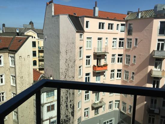 Quartier dans hambourg bild von adina apartment hotel for Appart hotel hambourg