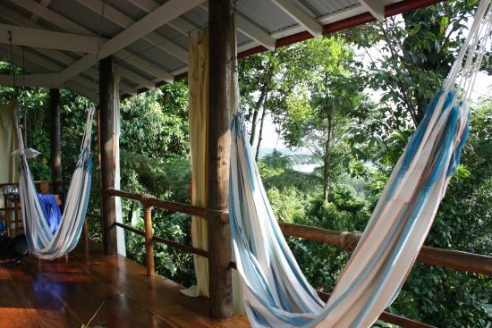 La Loma Jungle Lodge and Chocolate Farm: Chambre