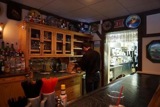 Fischers Happy Hour Tavern : good person