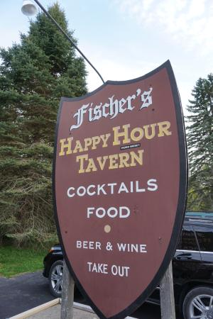 Fischers Happy Hour Tavern : fhscher's