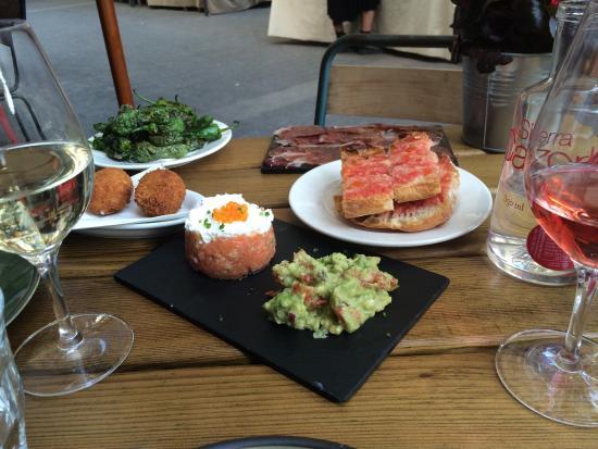 Restaurante Tantarantana: How delicious...