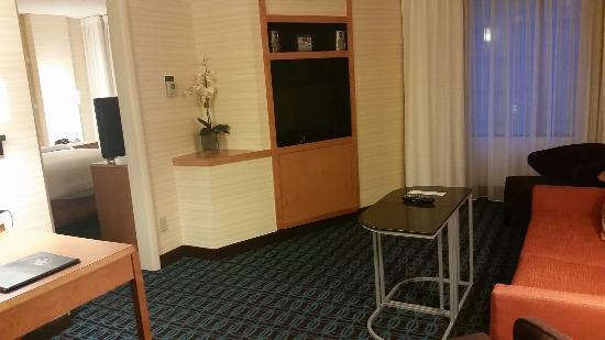 Fairfield Inn & Suites Denver Cherry Creek: Excellent visit from Atlanta!