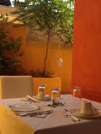 Boutique Hotel La Maison des Couleurs: My favorite breakfast