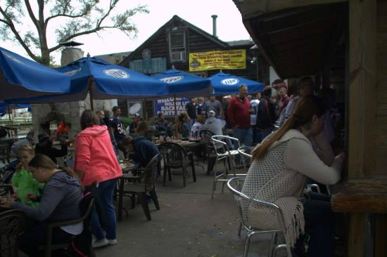 Backyard Grill Chicago the outdoor bar is open!! - picture of hawthorne's backyard bar and