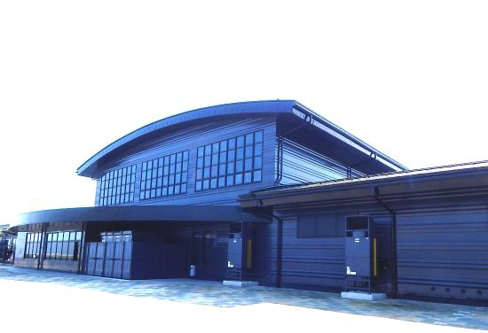 Himi-shi fishery cultural exchange center