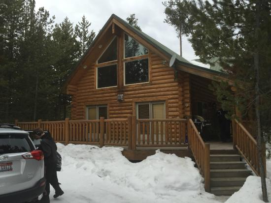 The Pines at Island Park: Cabin #12