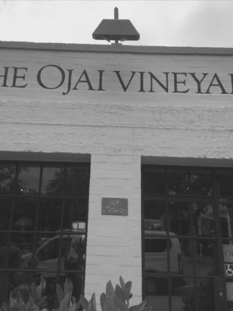 The Ojai Vineyard : exterior