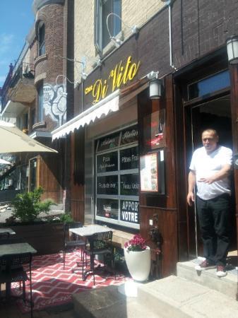 Restaurant Chez Di Vito