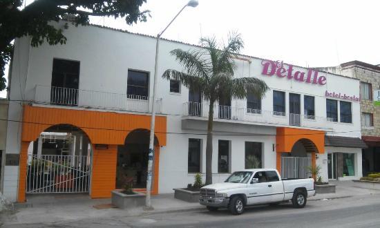 El Detalle Hotel Hostal Ciudad Valles San Luis Potos 237